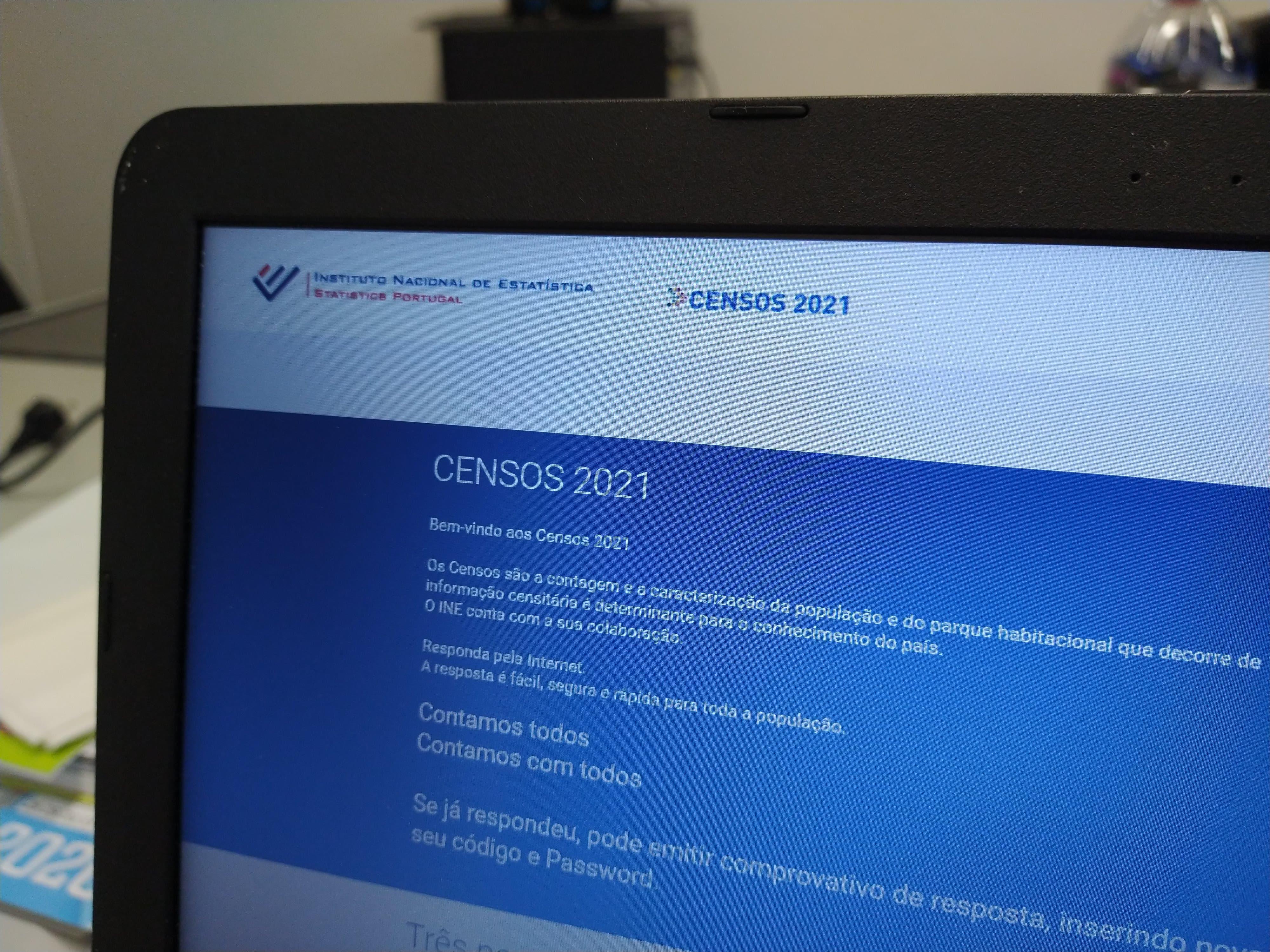 censos 2021 site