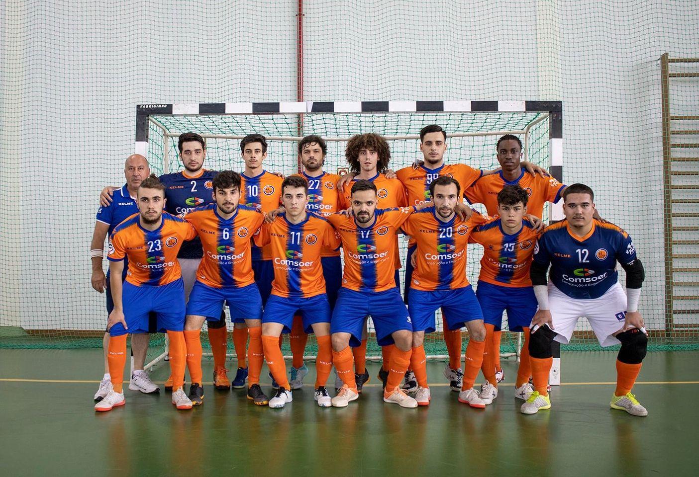 Viseu 2001 B Futsal