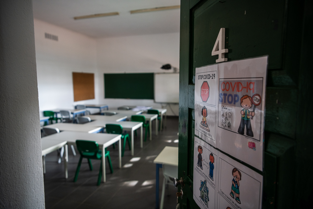 Escolas Covid