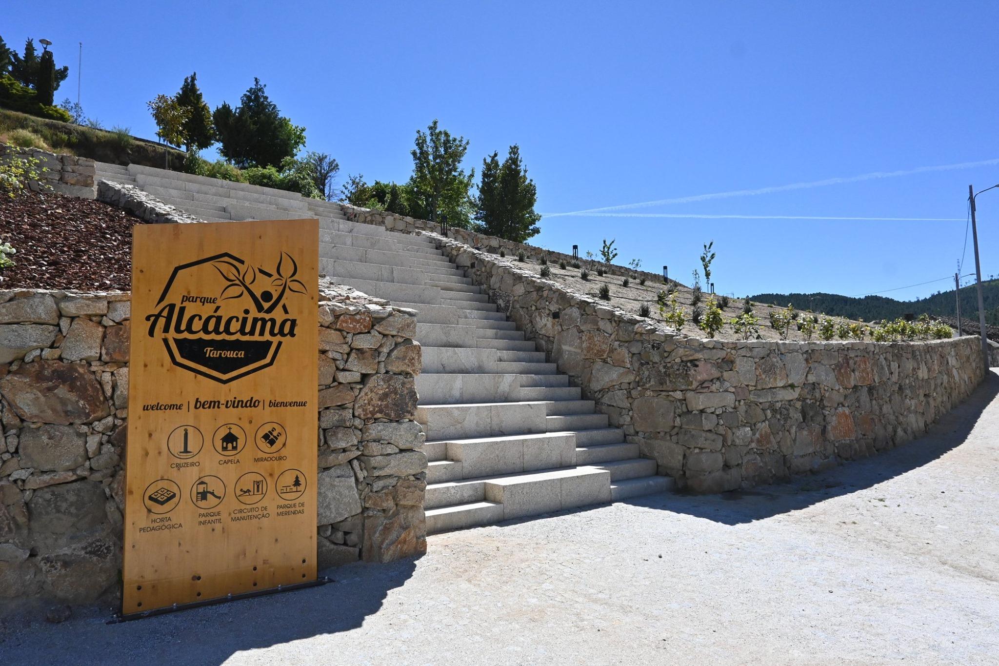 Morro de Alcácima tarouca