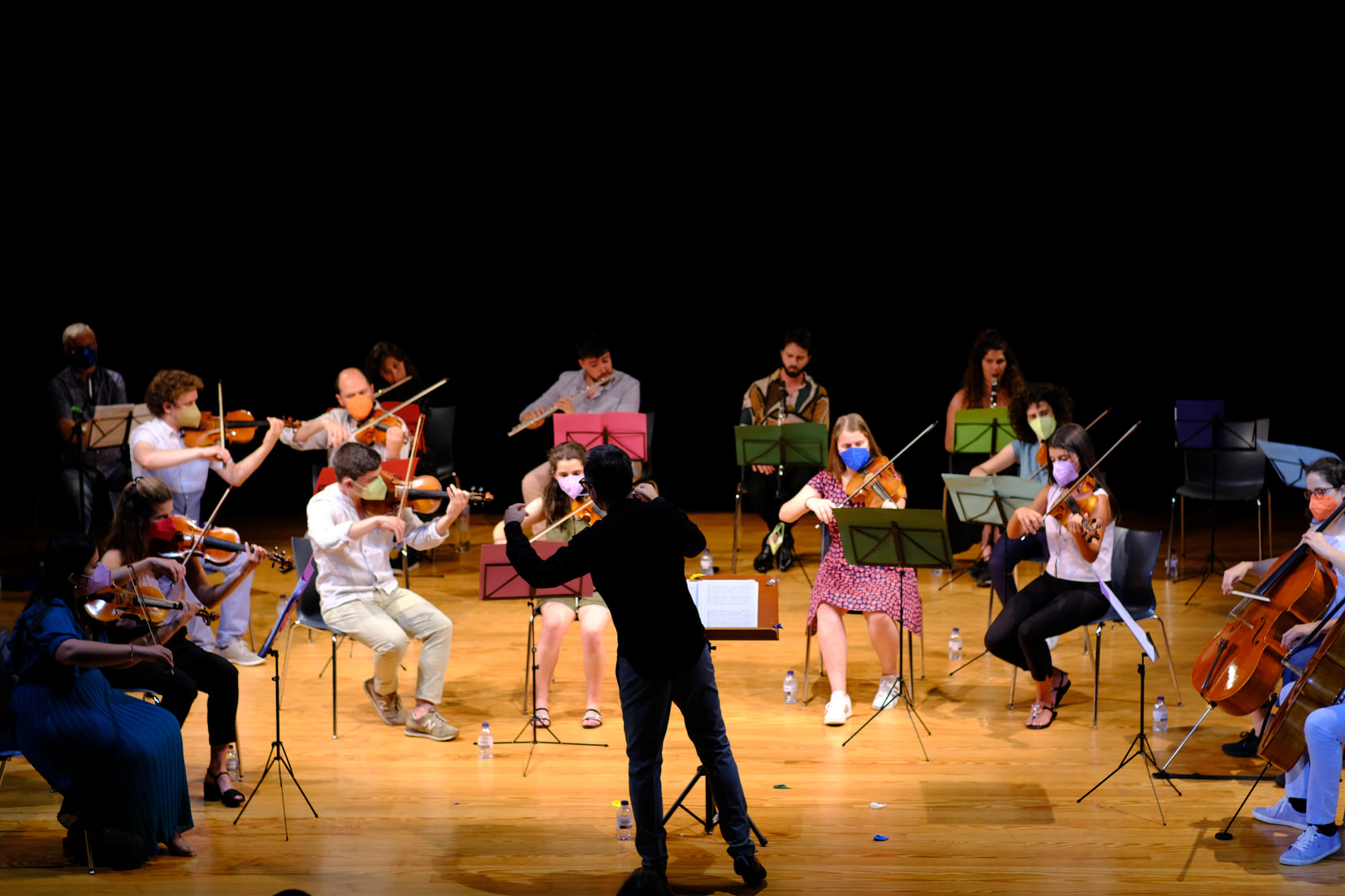 orquestra moderna nacional