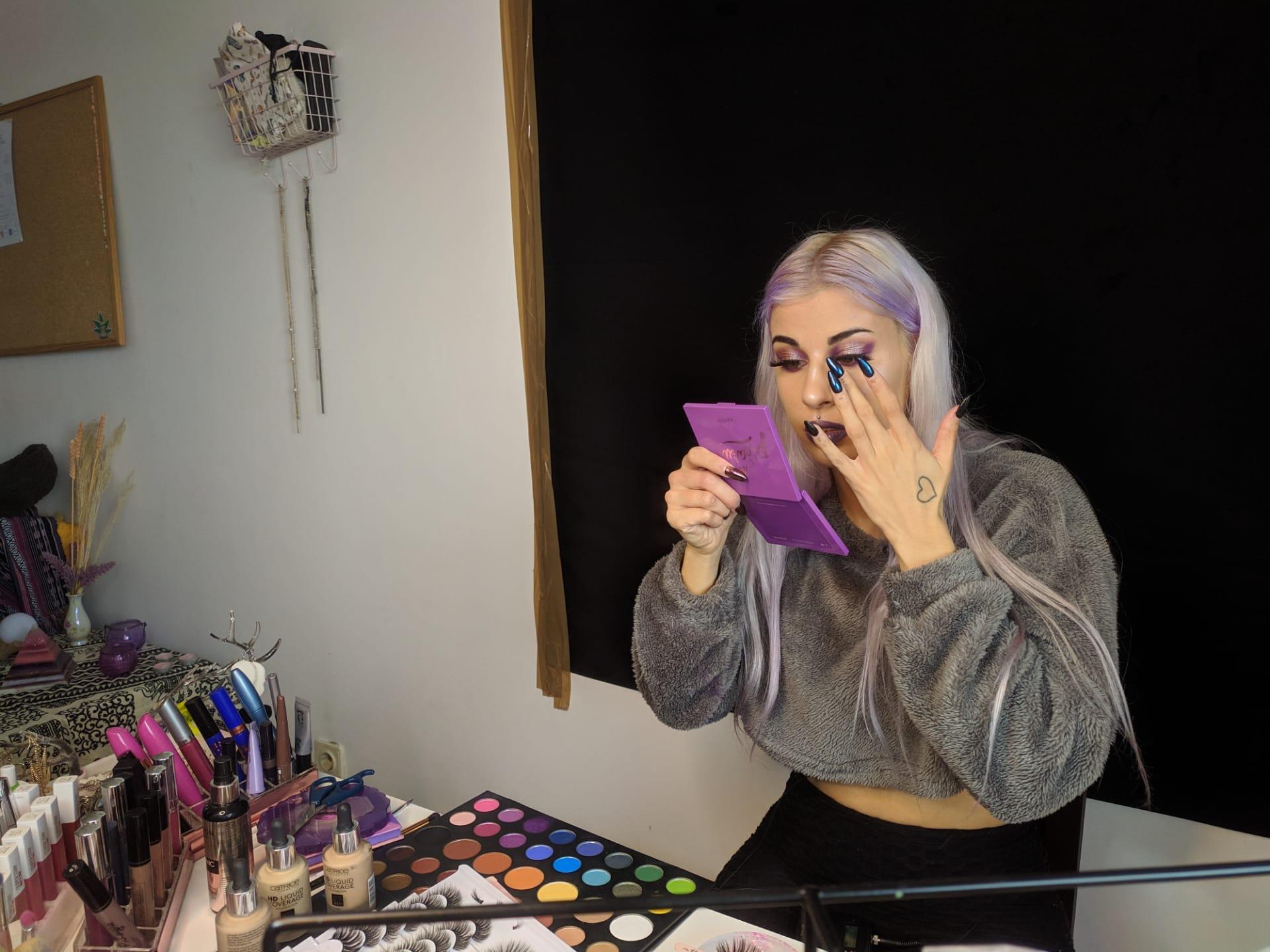 Inês Ferreira Maquilhadora