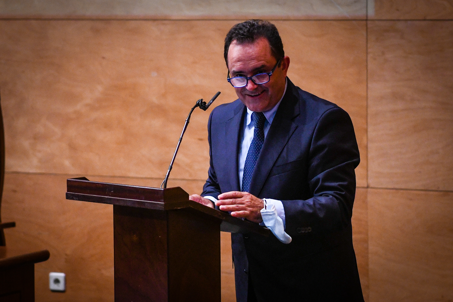 José Costa tomada de posse do IPV