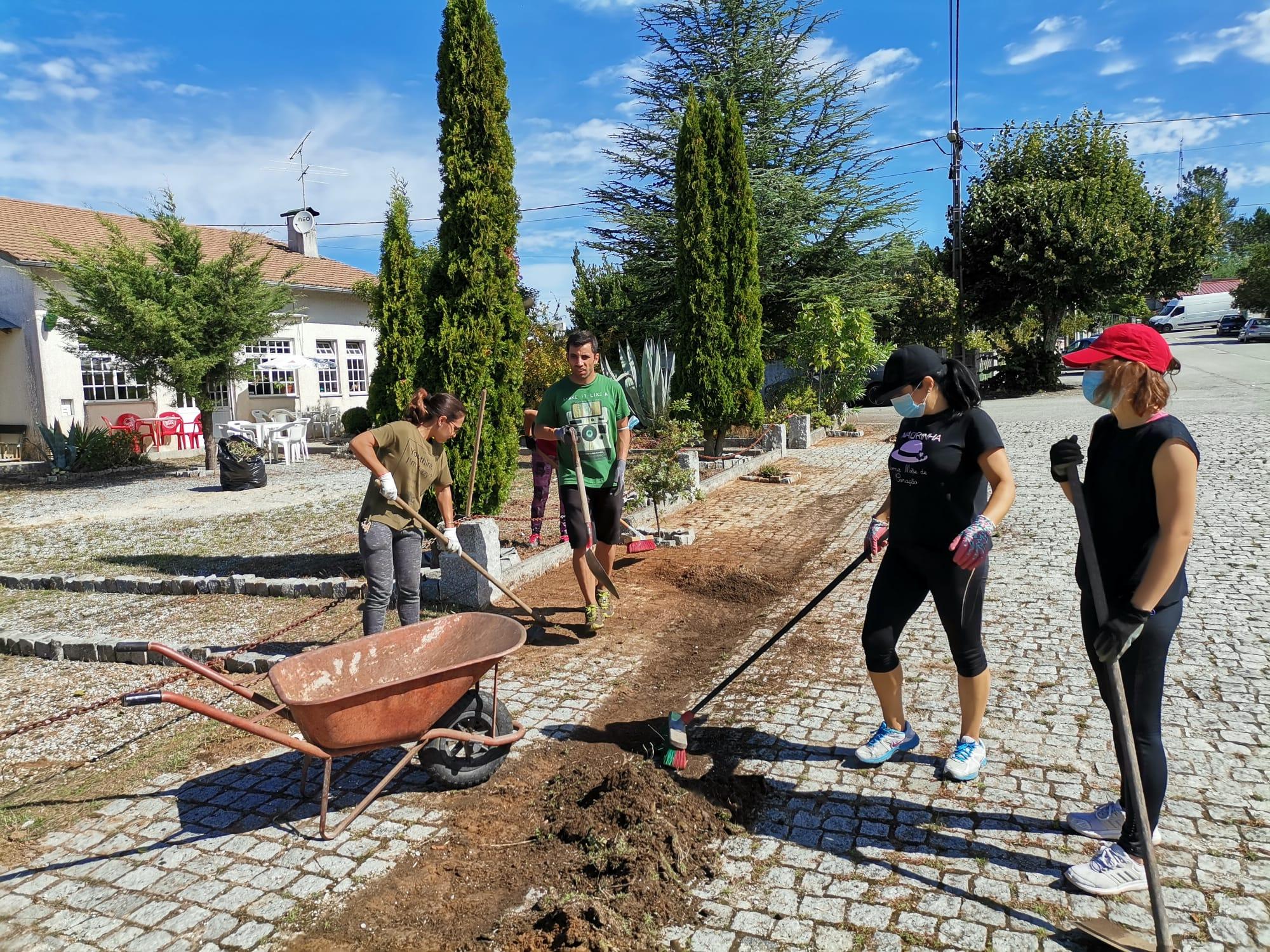 limpeza bairro norad viseu 09 2021