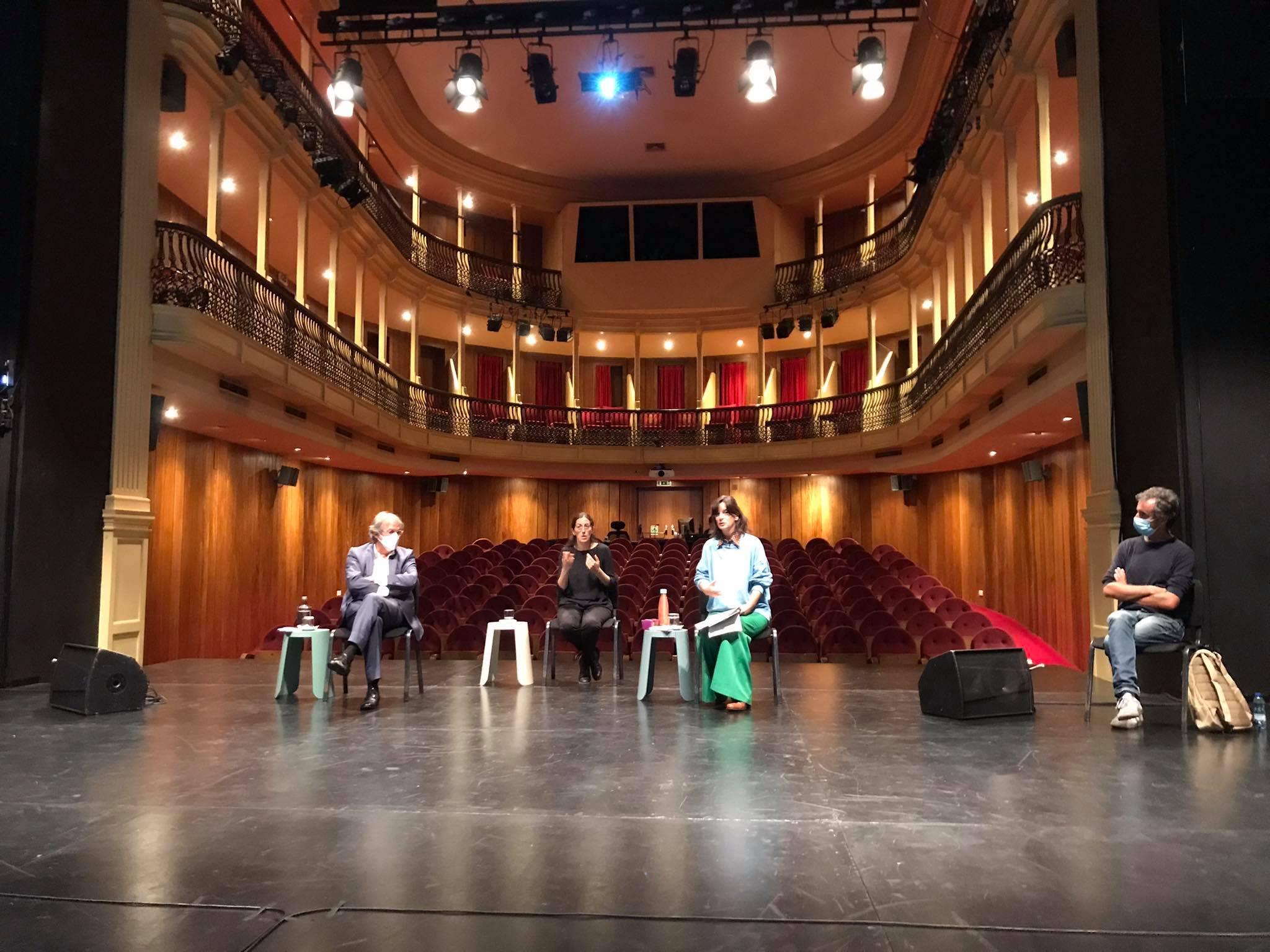 apresentação nova programação teatro viriato 15 09 2021