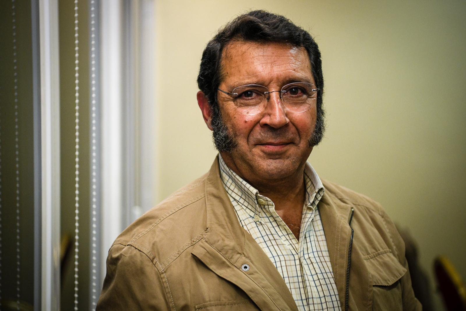 Candidato à Câmaras de Viseu pelo chega Pedro Calheiros