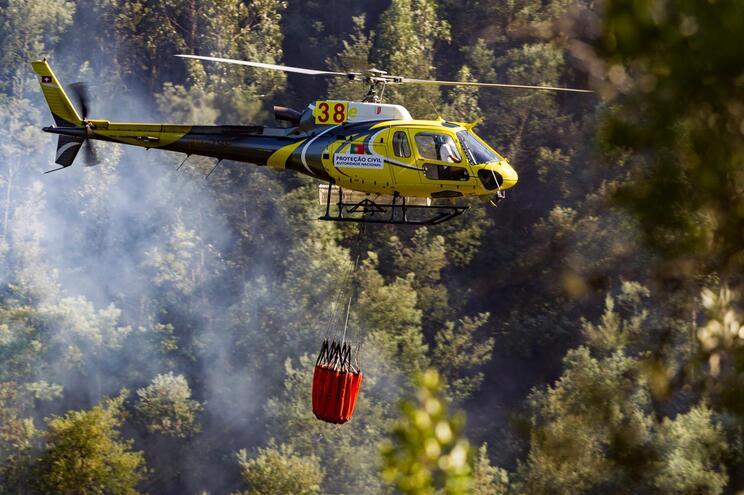 incêndios bombeiros