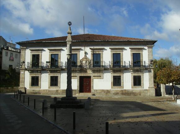 Camara municipal de Santa Comba Dão