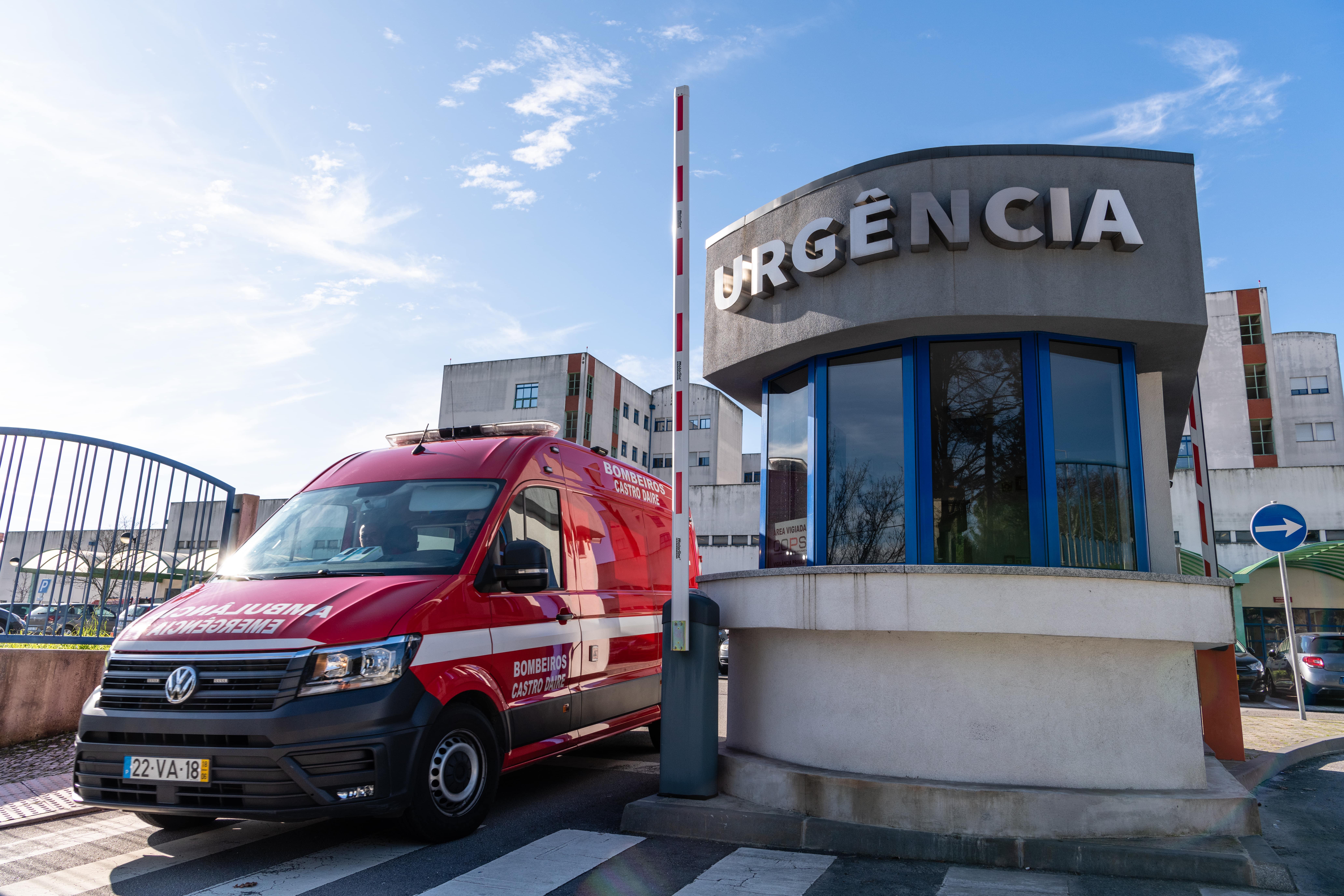urgências hospital de viseu