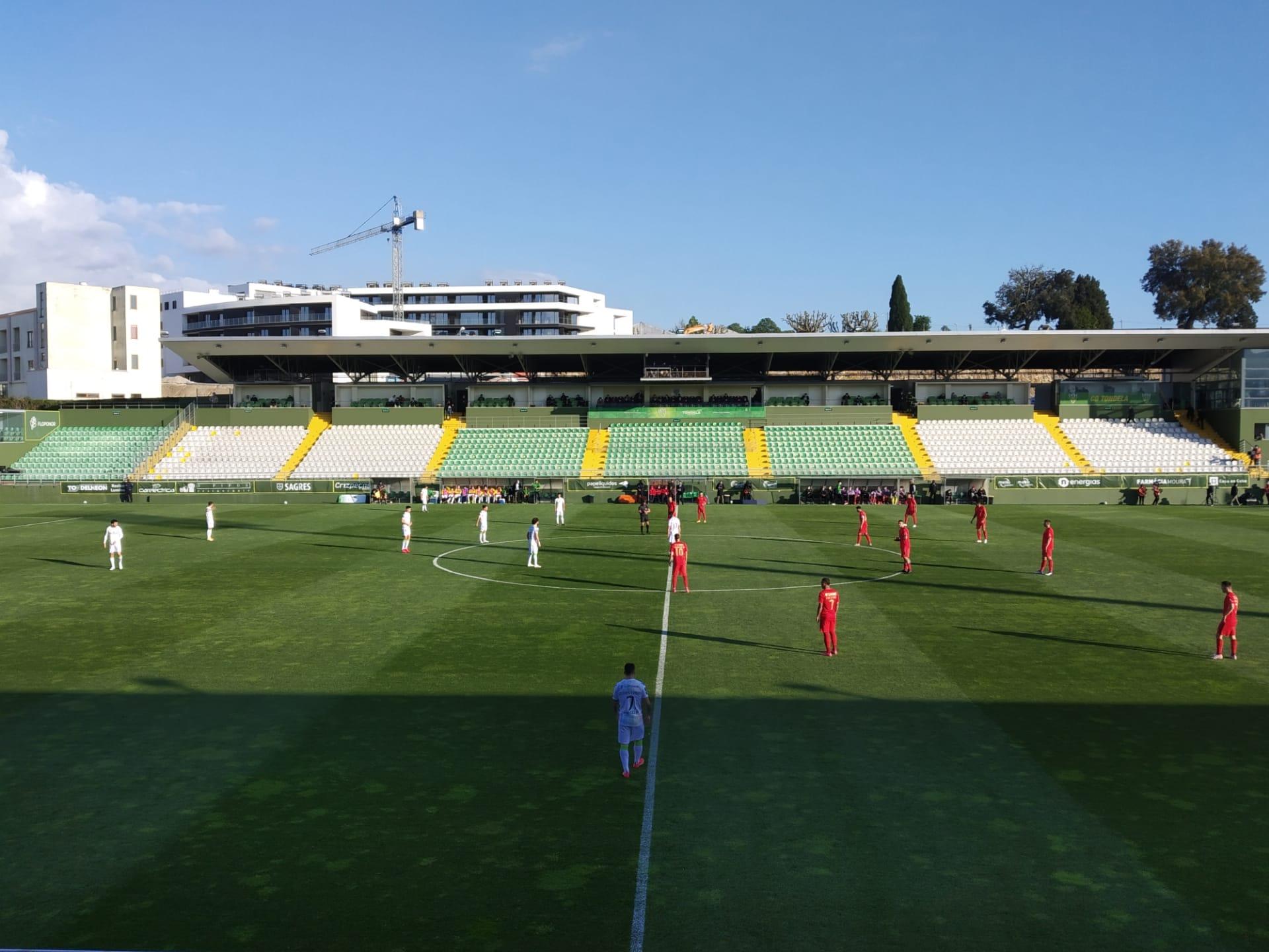 Tondela x Benfica